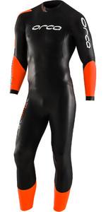 2021 Orca Mens Openwater SW Triathlon Wetsuit KN200 - Black
