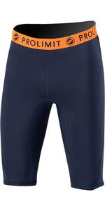 2021 Prolimit Mens Airmax 1.5mm Wetsuit SUP Shorts 14500 - Slate / Black / Orange