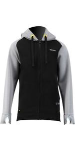 2021 Prolimit Mens 1.5mm Wetsuit Zipped SUP Hoody 14420 - Black / Grey
