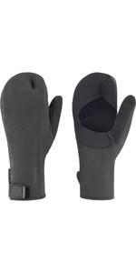 2021 Prolimit Open Palm 2.5mm Wetsuit Mittens 00174 - Black