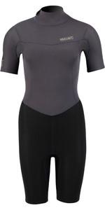 2021 Prolimit Womens Edge 2mm Shorty Wetsuit 18140 - Satin Black