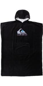 2021 Quiksilver Hooded Towel / Poncho AQYAA03233 - Black