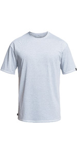 2021 Quiksilver Mens Everyday UPF 50 Surf Tee EQYWR03322 - Sargasso Sea