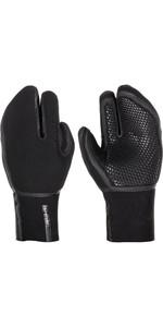 2021 Quiksilver Mens M-Sessions 5mm 3 Finger Wetsuit Mitt EQYHN03148 - Black