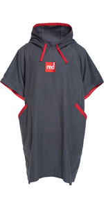 2021 Red Paddle Co Kids Quick Dry Change Robe 0020090060081 - Grey