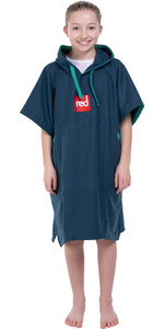 2021 Red Paddle Co Kids Quick Dry Change Robe 0020090060084 - Blue