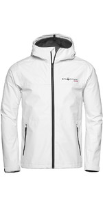 2021 Sail Racing Mens Link GORE-TEX Hooded Shell Jacket 1911106 - White