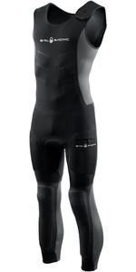 2021 Sail Racing Mens Orca 3mm 1/2 Long John Wetsuit 50-118 - Carbon