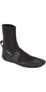 2021 Xcel Comp 3mm Split Toe Wetsuit Boot AN36COM7 - Black