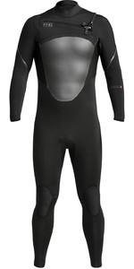 2021 Xcel Mens Axis X 4/3mm Chest ZIp Wetsuit MT43Z2S0 - Black