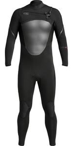 2021 Xcel Mens Axis X 5/4mm Wetsuit MT54Z2S0 - Black