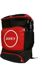 2021 Zone3 Transition 40L Back Pack RA18TRAN - Red / Black