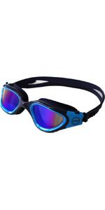 2021 Zone3 Vapour Triathlon Goggles SA18GOGVA - Navy / Blue
