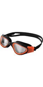 2021 Zone3 Vapour Triathlon Goggles SA19GOGVA - Black / Orange