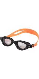 2021 Zone3 Venator-X Triathlon Goggles SA21GOGVE - Black / Neon Orange