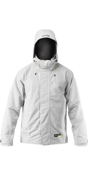 Zhik Mens Kiama Sailing Jacket JACKET101 - Ash