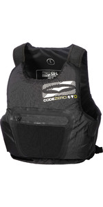 2021 Gul Code Zero Evo 50N Buoyancy Aid GM0379-A9 - Black