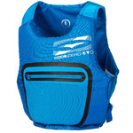 2021 GuL Junior Code Zero Evo 50N Buoyancy Aid GM0379-A9 - Blue