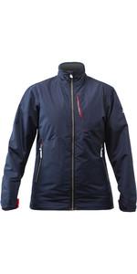 Zhik Womens Z-Cru Lightweight Sailing Jacket JKT0080W - Navy