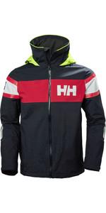 2019 Helly Hansen Salt Flag Jacket Navy 33909