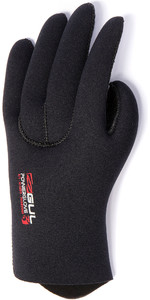2019 Gul 3mm Neoprene Power Glove GL1230-B5 - Black