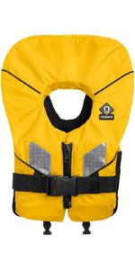 2021 Crewsaver Spiral 100N Life Jacket 2840 - Yellow