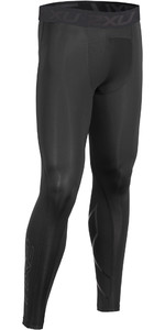 2019 2XU Mens Accelerate Comp Tights Black / Nero MA5405b