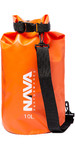 2020 Nava Performance 10L Drybag With Shoulder Strap NAVA007 - Orange