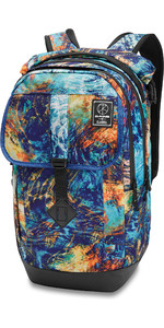 2020 Dakine Mission Surf Deluxe 32L Wet / Dry Backpack 10002836 - Kassia Elemental