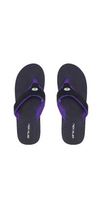 2020 Animal Mens Bazil Flip Flop Sandals FM0SS001 - Black