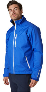 2020 Helly Hansen Mens Crew Midlayer Jacket 30253 - Royal Blue