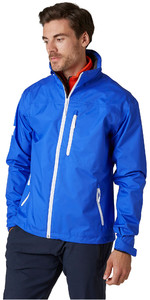 2021 Helly Hansen Mens Crew Jacket 30263 - Royal Blue