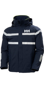 2021 Helly Hansen Mens Saltro Sailing Jacket 34173 - Navy