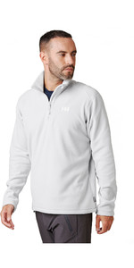 2020 Helly Hansen Mens Daybreaker 1/2 Zip Fleece 50844 - Grey Fog
