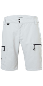 2021 Helly Hansen Mens Crewline Cargo Shorts 33937 - Grey Fog