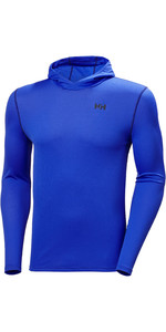 2021 Helly Hansen Mens Lifa Active Solen Hoody 49347 - Royal Blue