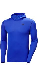 2020 Helly Hansen Mens Lifa Active Solen Hoody 49347 - Royal Blue