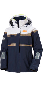 2020 Helly Hansen Womens Saltro Sailing Jacket 33998 - Navy