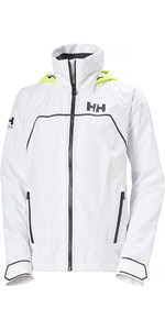 2020 Helly Hansen Womens HP Foil Light Sailing Jacket 34175 - White