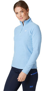 2020 Helly Hansen Womens Daybreaker 1/2 Zip Fleece 50845 - Coast Blue