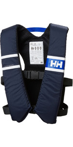 2020 Helly Hansen 50N Comfort Compact Buoyancy Aid 33811 - Evening Blue