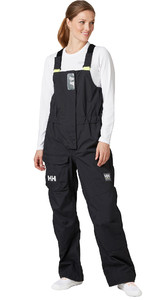 2020 Helly Hansen Womens Pier Bib Trouser 33961 - Ebony