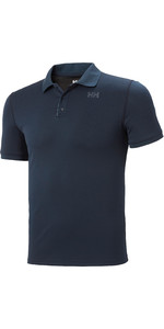 2021 Helly Hansen Mens Lifa Active Solen Polo 49350 - Navy