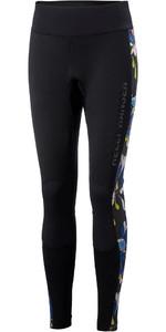 2020 Helly Hansen Womens Water Wear 2mm Neoprene Trousers 34021 - Black