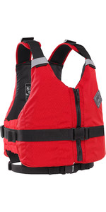 2020 Palm Centre Zip 50N Buoyancy Aid 11269 - Red