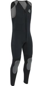 2021 Palm Centre 3.5mm Kayak Longjohn Wetsuit 12167 - Black