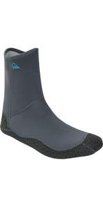 2020 Palm Kick 3mm Neoprene Socks 12346 - Jet Grey