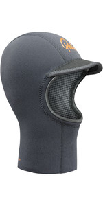 2021 Palm 2mm Surf Hood 12335 - Jet Grey