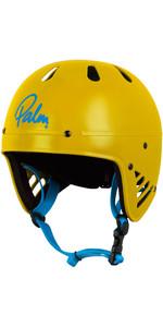 2021 Palm AP2000 Helmet 11480 - Yellow