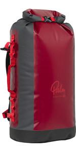 2021 Palm River Trek 50L Dry Back Pack 12348 - Chilli / Jet Grey